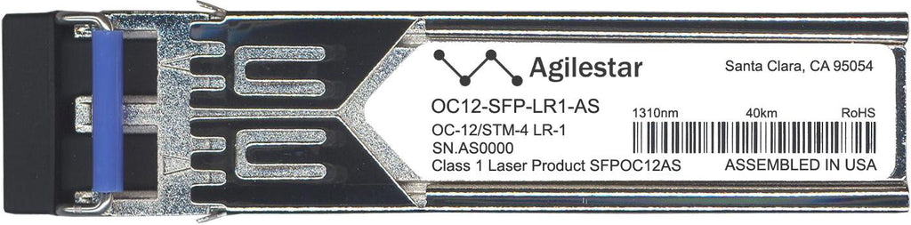 Foundry Networks OC12-SFP-LR1-AS (Agilestar Original) SFP Transceiver Module