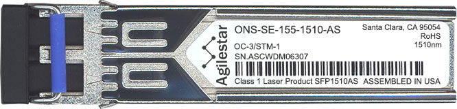 Cisco SFP Transceivers ONS-SE-155-1510-AS (Agilestar Original) SFP Transceiver Module