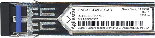 Cisco SFP Transceivers ONS-SE-G2F-LX-AS (Agilestar Original) SFP Transceiver Module