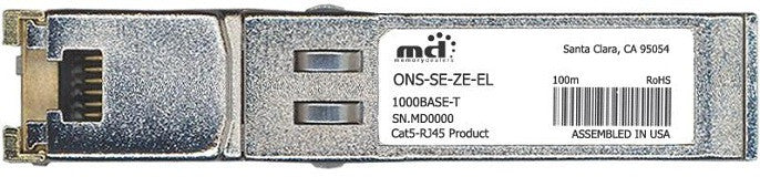 Cisco SFP Transceivers ONS-SE-ZE-EL (100% Cisco Compatible) SFP Transceiver Module