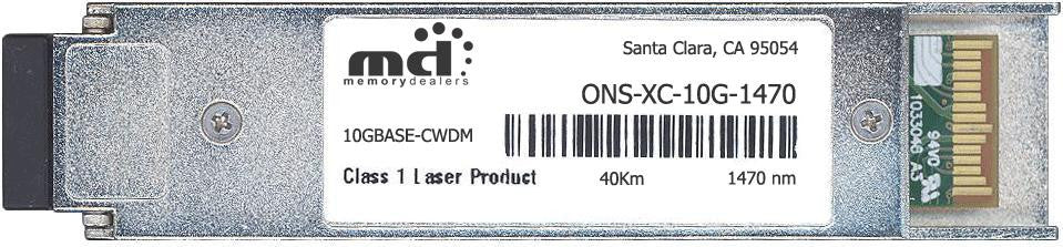 Cisco XFP Transceivers ONS-XC-10G-1470 (100% Cisco Compatible) XFP Transceiver Module
