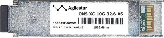 Cisco XFP Transceivers ONS-XC-10G-32.6-AS (Agilestar Original) XFP Transceiver Module