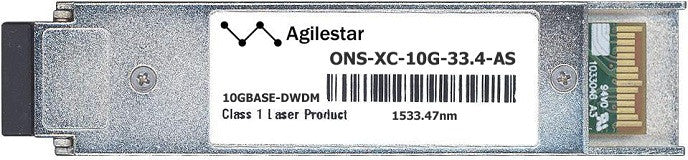 Cisco XFP Transceivers ONS-XC-10G-33.4-AS (Agilestar Original) XFP Transceiver Module