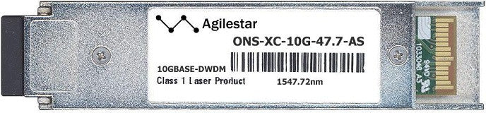 Cisco XFP Transceivers ONS-XC-10G-47.7-AS (Agilestar Original) XFP Transceiver Module