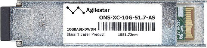 Cisco XFP Transceivers ONS-XC-10G-51.7-AS (Agilestar Original) XFP Transceiver Module