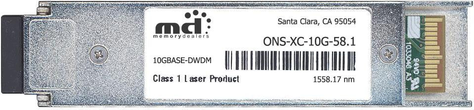 Cisco XFP Transceivers ONS-XC-10G-58.1 (100% Cisco Compatible) XFP Transceiver Module