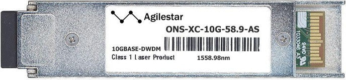 Cisco XFP Transceivers ONS-XC-10G-58.9-AS (Agilestar Original) XFP Transceiver Module