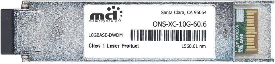 Cisco XFP Transceivers ONS-XC-10G-60.6 (100% Cisco Compatible) XFP Transceiver Module