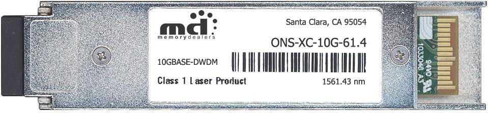 Cisco XFP Transceivers ONS-XC-10G-61.4 (100% Cisco Compatible) XFP Transceiver Module