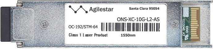 Cisco XFP Transceivers ONS-XC-10G-L2-AS (Agilestar Original) XFP Transceiver Module