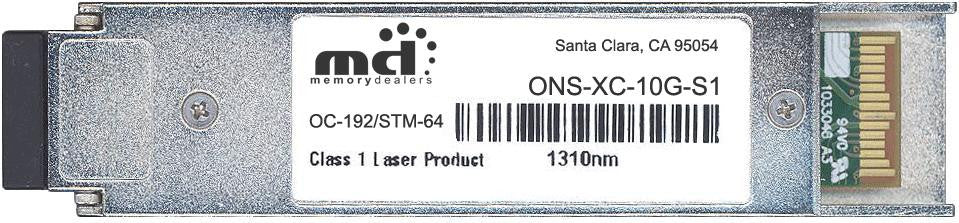 Cisco XFP Transceivers ONS-XC-10G-S1 (100% Cisco Compatible) XFP Transceiver Module