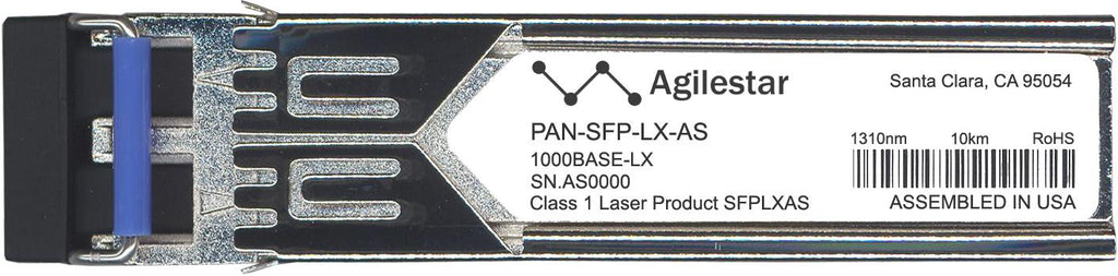 Palo Alto Networks PAN-SFP-LX-AS (Agilestar Original) SFP Transceiver Module
