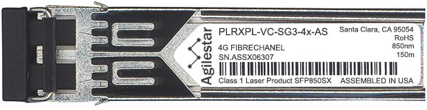 PicoLight PLRXPL-VC-SG3-4x-AS (Agilestar Original) SFP Transceiver Module