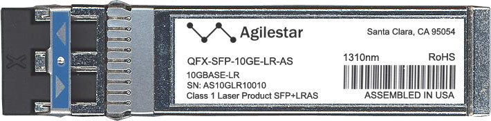 Juniper Networks QFX-SFP-10GE-LR-AS (Agilestar Original) SFP+ Transceiver Module