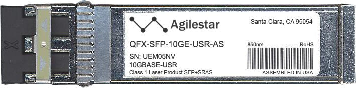 Juniper Networks QFX-SFP-10GE-USR-AS (Agilestar Original) SFP+ Transceiver Module