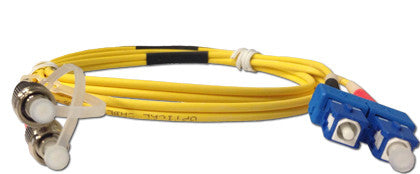 Cables SC to FC SM DX (10 Meter)  Transceiver Module