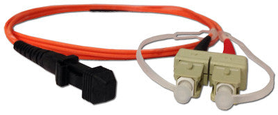 Cables SC to MTRJ MM DX (5 Meter)  Transceiver Module