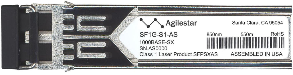 FibroLAN SF1G-S1-AS (Agilestar Original) SFP Transceiver Module