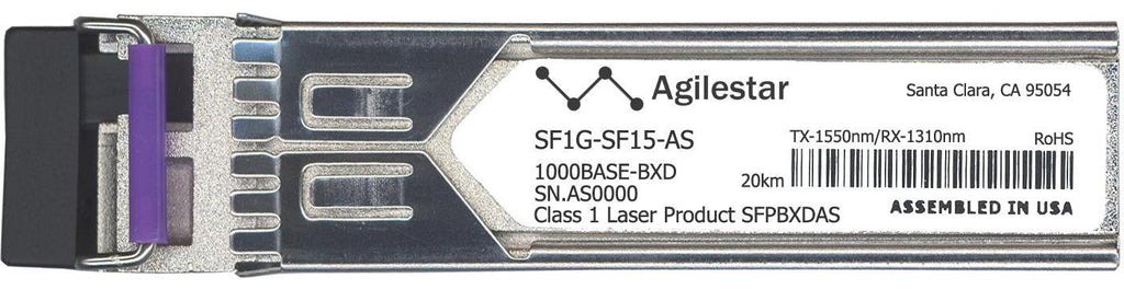 FibroLAN SF1G-SF15-AS (Agilestar Original) SFP Transceiver Module