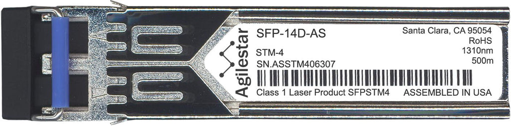 RAD SFP-14D-AS (Agilestar Original) SFP Transceiver Module