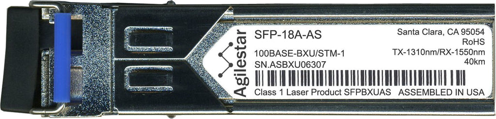 RAD SFP-18A-AS (Agilestar Original) SFP Transceiver Module