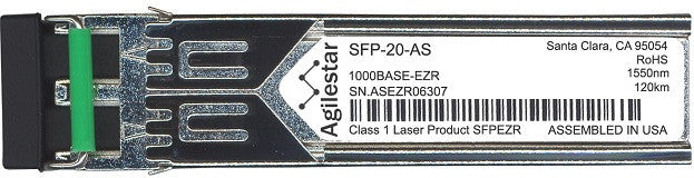 RAD SFP-20-AS (Agilestar Original) SFP Transceiver Module