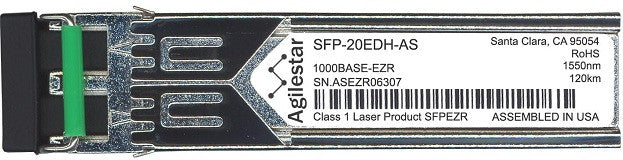 RAD SFP-20EDH-AS (Agilestar Original) SFP Transceiver Module
