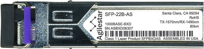 RAD SFP-22B-AS (Agilestar Original) SFP Transceiver Module