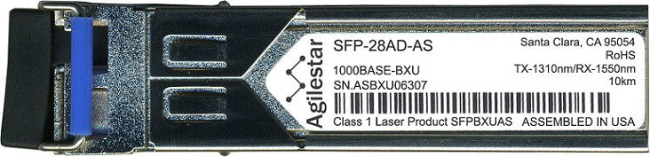 RAD SFP-28AD-AS (Agilestar Original) SFP Transceiver Module