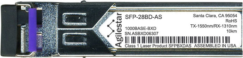 RAD SFP-28BD-AS (Agilestar Original) SFP Transceiver Module