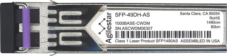 RAD SFP-49DH-AS (Agilestar Original) SFP Transceiver Module