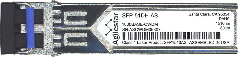 RAD SFP-51DH-AS (Agilestar Original) SFP Transceiver Module