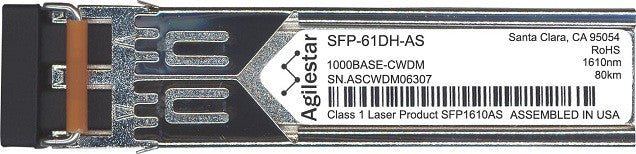 RAD SFP-61DH-AS (Agilestar Original) SFP Transceiver Module