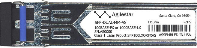 Alcatel SFP Transceivers SFP-DUAL-MM-AS (Agilestar Original) SFP Transceiver Module