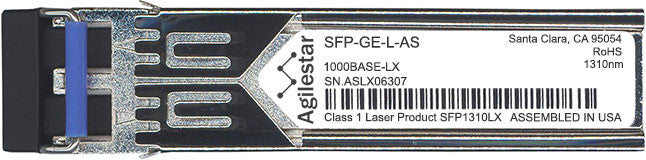 Cisco SFP Transceivers SFP-GE-L-AS (Agilestar Original) SFP Transceiver Module