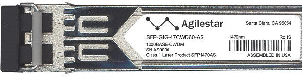 Alcatel SFP Transceivers SFP-GIG-47CWD60-AS (Agilestar Original) SFP Transceiver Module