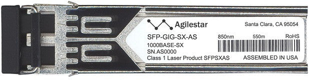 Alcatel SFP Transceivers SFP-GIG-SX-AS (Agilestar Original) SFP Transceiver Module