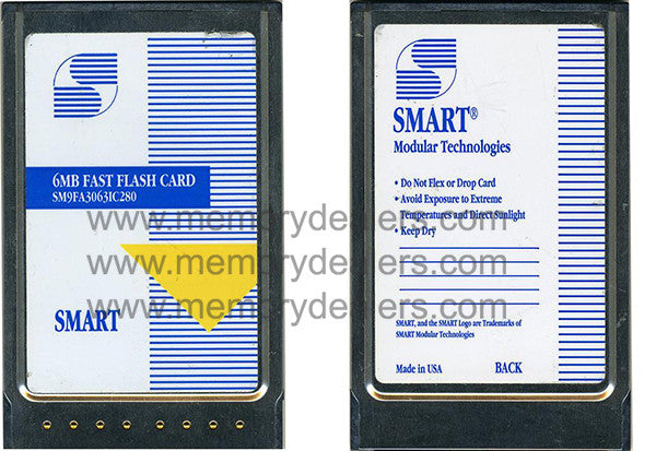 Memory SM9FA3063IC280 6mb Flash Card  Transceiver Module
