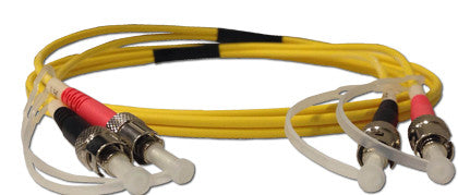 Cables ST to ST SM DX (5 Meter)  Transceiver Module