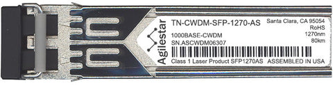 Transition Networks TN-CWDM-SFP-1270-AS (Agilestar Original) SFP Transceiver Module