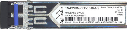 Transition Networks TN-CWDM-SFP-1310-AS (Agilestar Original) SFP Transceiver Module
