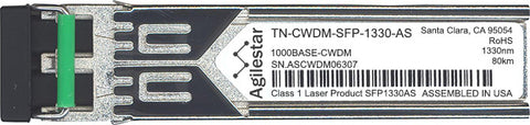 Transition Networks TN-CWDM-SFP-1330-AS (Agilestar Original) SFP Transceiver Module