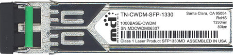 Transition Networks TN-CWDM-SFP-1330 (100% Transition Networks Compatible) SFP Transceiver Module