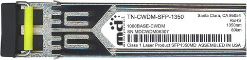 Transition Networks TN-CWDM-SFP-1350 (100% Transition Networks Compatible) SFP Transceiver Module