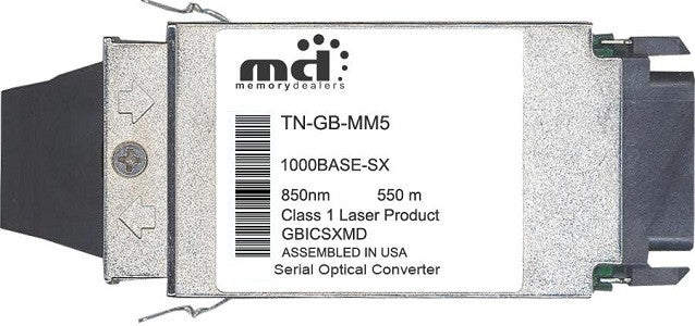 Transition Networks TN-GB-MM5 (100% Transition Networks Compatible) GBIC Transceiver Module
