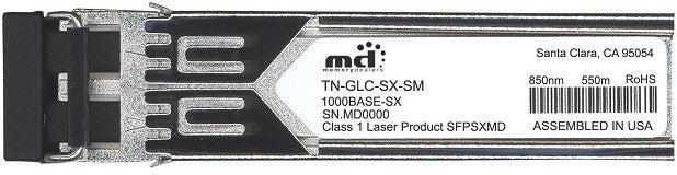 Transition Networks TN-GLC-SX-SM (100% Transition Networks Compatible) SFP Transceiver Module