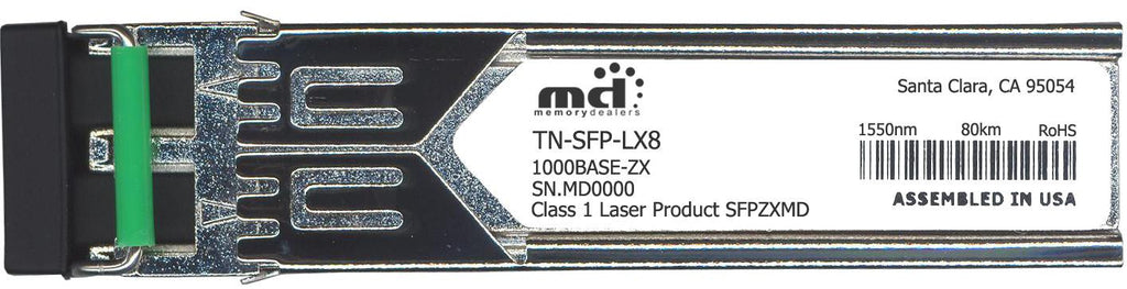 Transition Networks TN-SFP-LX8 (100% Transition Networks Compatible) SFP Transceiver Module