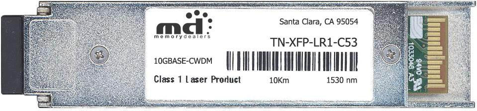 Transition Networks TN-XFP-LR1-C53 (100% Transition Networks Compatible) XFP Transceiver Module
