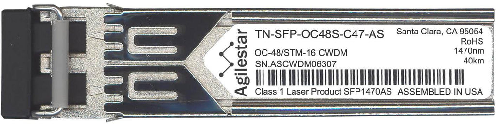 Transition Networks TN-SFP-OC48S-C47-AS (Agilestar Original) SFP Transceiver Module