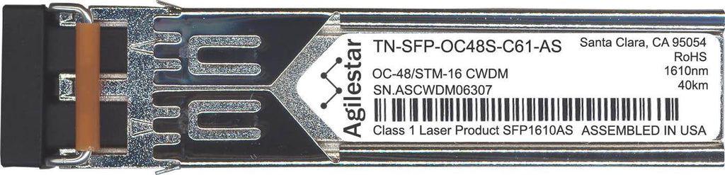 Transition Networks TN-SFP-OC48S-C61-AS (Agilestar Original) SFP Transceiver Module